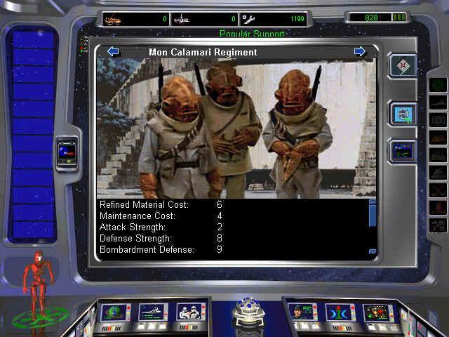 Star Wars: Rebellion :: The Codex Forums