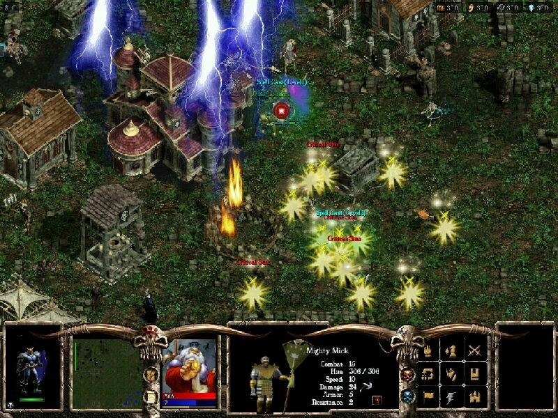 Warlords Battlecry Iii Торрент